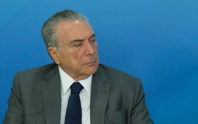 Segundo pesquisa Ipsos, popularidade de Michel Temer é semelhante à de Dilma antes do impeachment
