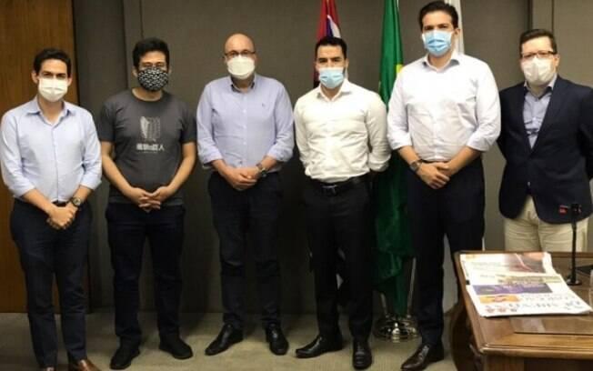 Comissão de parlamentares faz visita na região de Campinas