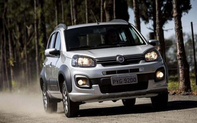 Com o Mobi 2018 mais caro, a Fiat teve que subir um pouco o preço do Uno e evitar uma briga direta