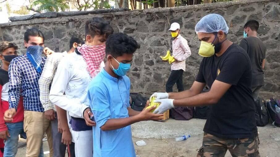 Índia na pandemia da Covid-19