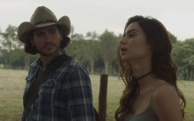 """""""Coração de Cowboy"""", longa-metragem que conta a história da dupla Chitãozinho e Xororó"""