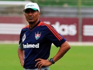 Treinador espera repetir boa atuação da estreia dele no time, quando goleou o Horizonte, do Ceará, por 5 a 0