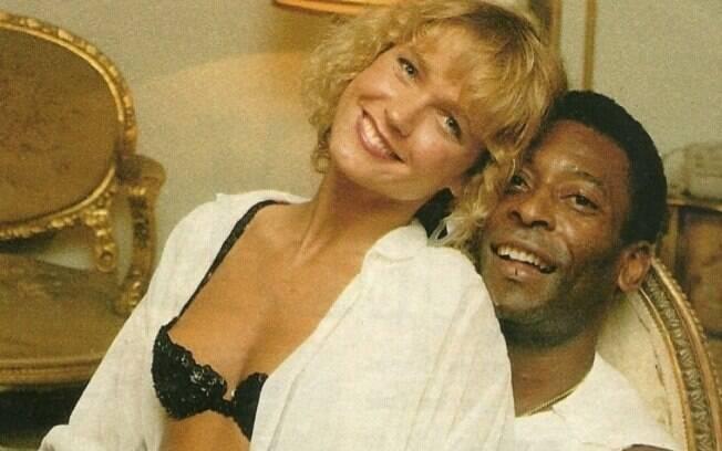 Xuxa e Pelé começaram a namorar em 1980 e continuaram juntos por seis anos
