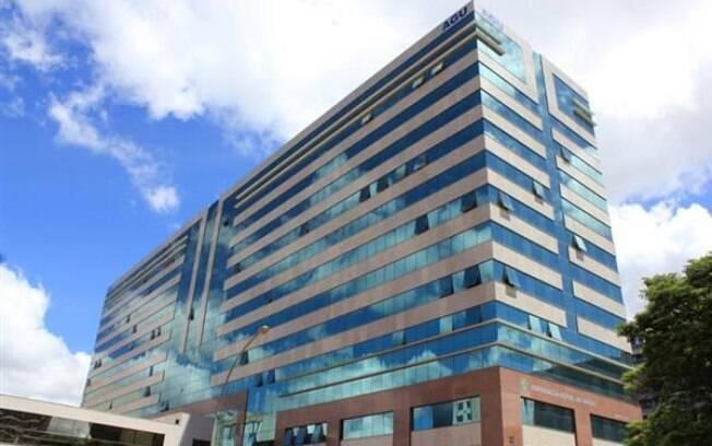 Prédio da Advocacia-Geral da União em Brasília, fará parte do patrimônio a ser administrado pelo fundo de investimento imobiliário que será criado