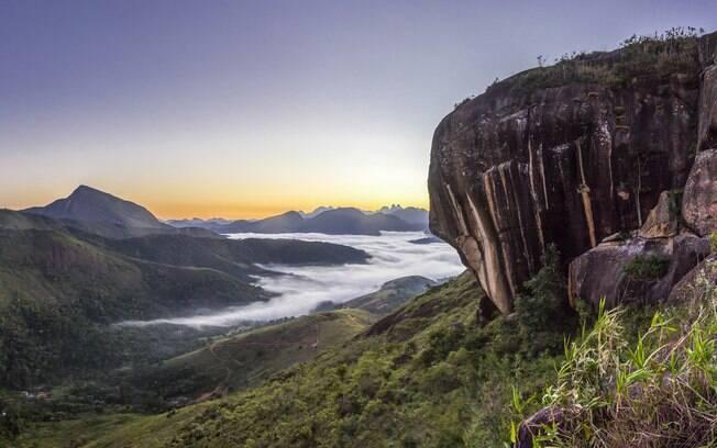 As belezas naturais de Teresópolis encantam os turistas
