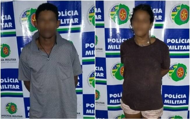 Mulher e homem foram presos por estupro dentro de uma boca de fumo