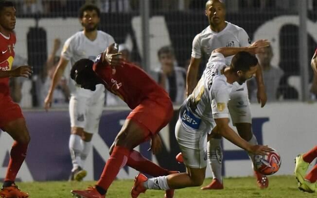 Empate por 0 a 0 garantiu o Santos nas semifinais do Campeonato Paulista