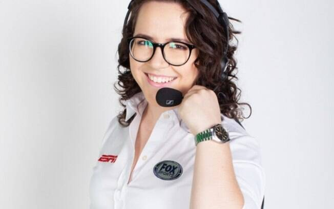 Globo anuncia ex-árbitra Fernanda Colombo e narradora Natália Lara para transmissões esportivas