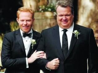 União de Mitchell e Cameron provoca cenas divertidas na série