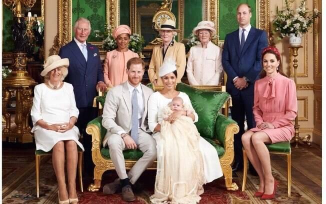 A família real britânica se tornou queridinha entre os brasileiros