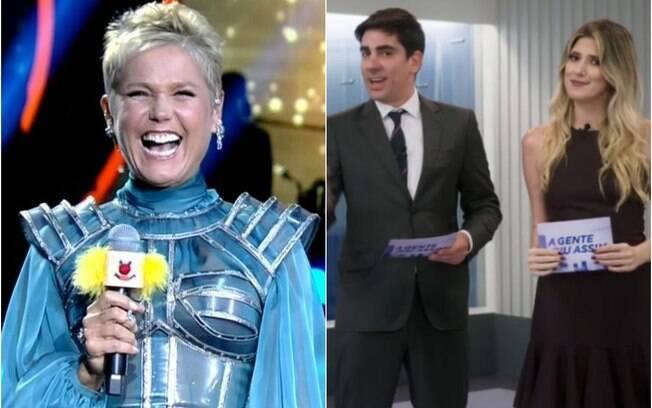 Programa da Globo apresentado por Dani Calabresa faz piadas com Xuxa, que reage bem
