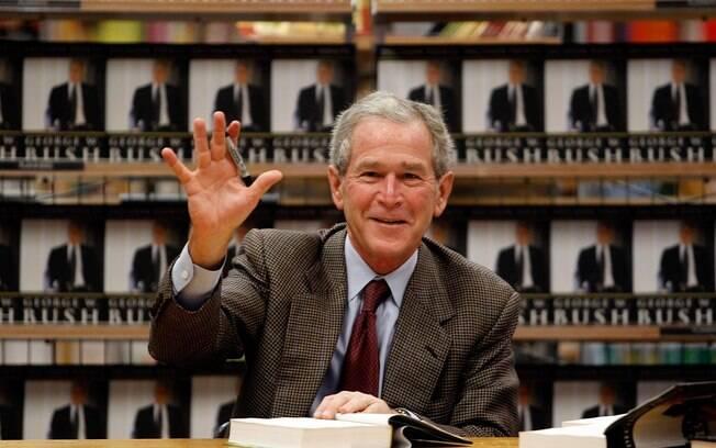 Curiosamente, a própria eleição do ex-presidente Bush também esteve envolta em polêmicas