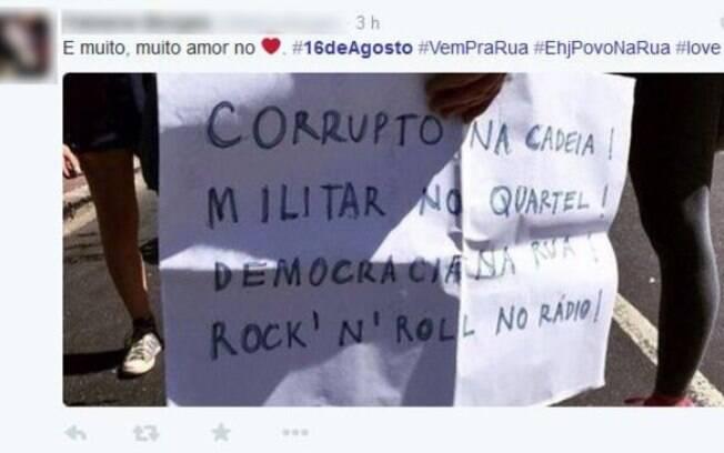 twitte carnacoxinha