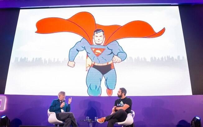Desenhista fala da morte do Superman na CCXP 2018