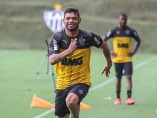 Disputa com colombiano Cárdenas motiva Carlos durante os treinamentos