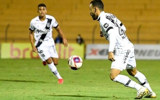 Ponte enfrenta Vasco neste domingo no jogo do Brasileiro no Majestoso