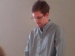 Nesse domingo (1), Snowden disse em entrevista ao Fantástico, da TV Globo, que adoraria morar no Brasil, e que não sabia que o governo brasileiro havia negado que tenha recebido seu pedido