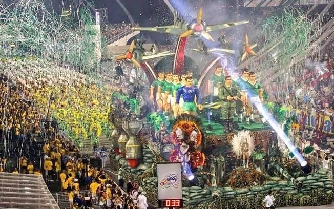 Mancha Verde, campeã do Carnaval 2019