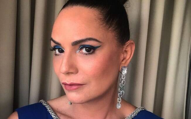 Luiza Brunet relembra agressão de Lírio Parisotto