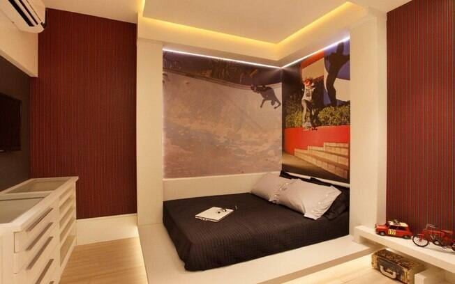 Extremamente Texturas e tijolos aparentes dão novos ares às paredes da casa  AN37