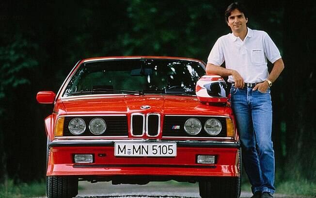 Piquet: três títulos e 20 vitórias no período, mas conseguiu dois títulos em 78 corridas, contra um de Senna