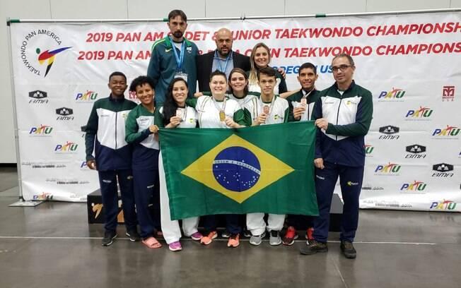 Equipe Brasileira de Parataekwondo