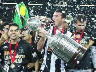 Nova página.  Galo mudou de patamar no futebol mundial com o título da  Libertadores deste ano, carimbando o passaporte para disputar o torneio organizado pela Fifa que reúne todos os campeões continentais