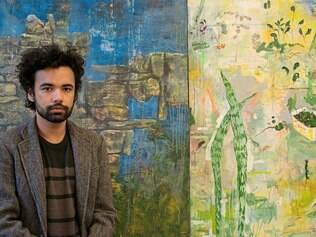 Gilson Rodrigues. Artista da cidade é formado pela UFMG e pela UEMG