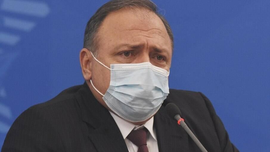 Eduardo Pazuello insinuou que Lira foi pivô de sua saída do Ministério da Saúde