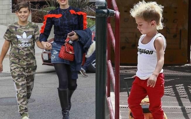Filhos mais estilosos dos famosos