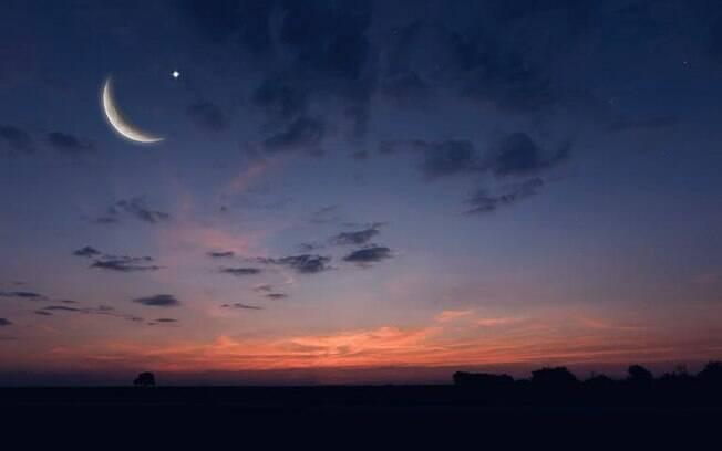 Lua Minguante em Escorpião