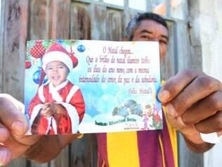 Kesley Cardoso, de 3 anos, não resistiu aos disparos