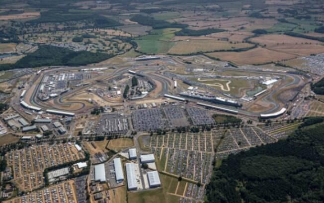 Silverstone é um dos circuitos mais tradicionais do calendário da Fórmula 1