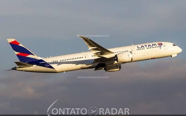 LATAM programa voos especiais de Sydney para BH com Boeing 787-9