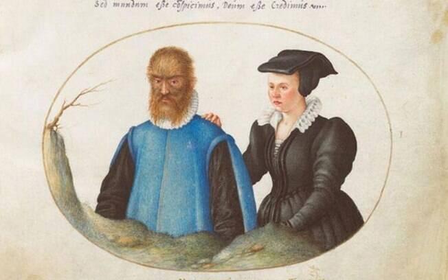 Petrus e Catherine se casaram e tiveram sete filhos juntos