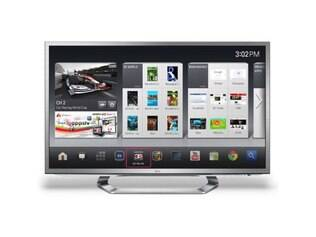 Televisor da LG com Google TV
