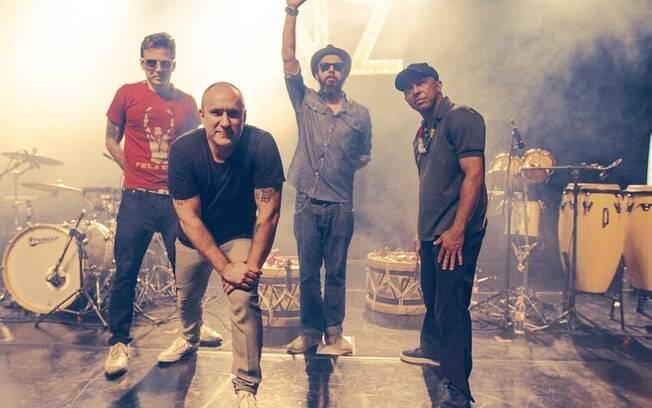 Nação Zumbi faz show gratuito em São Paulo no feriado de 20 de novembro