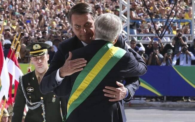 Posse de Jair Bolsonaro foi destaque nos principais jornais do mundo