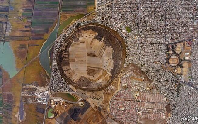 Visões diferentes das cidades pelo mundo