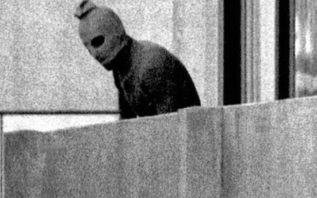 Um dos terroristas do Setembro Negro