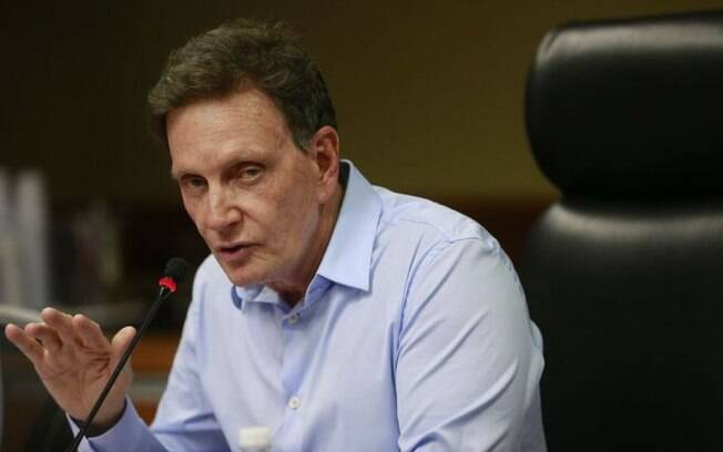 Prefeito do Rio de Janeiro, Marcelo Crivella (Republicanos)