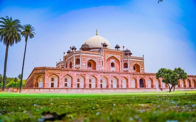 Destino dos famosos: visite os caminhos históricos da Índia