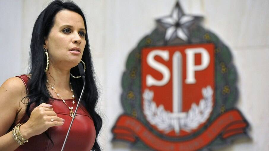 Deputada Leticia Aguiar criticou possível candidatura de Doria pelo PSL