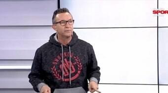 Neto diz que Luxemburgo e Felipão já pediram sua demissão da Band