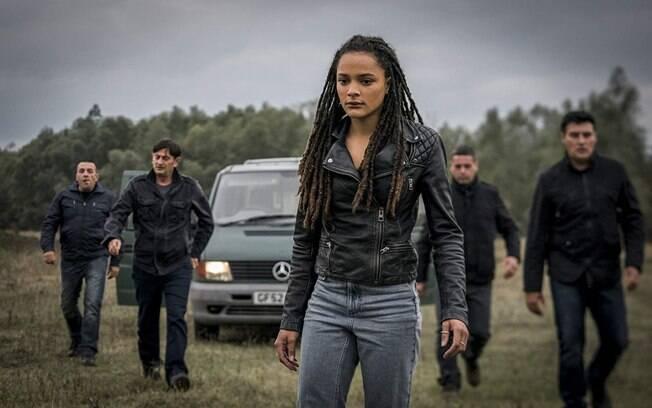 Diretor queria Charlotte Kirk no papel, mas Sasha Lane ficou com a posição em
