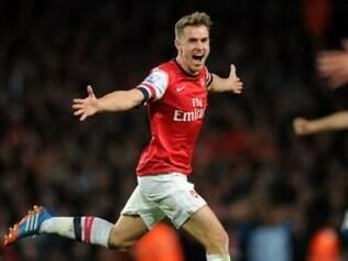 Ramsey vem sendo um dos principais jogadores do Arsenal nesta temporada