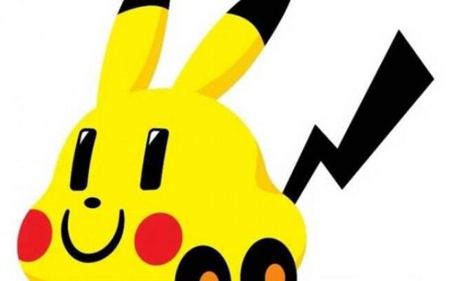 Desenho do carro inspirado no Pikachu