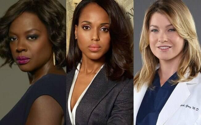 Annalise, Olivia ou Meredith? Com qual protagonista de Shonda Rhimes você mais se parece