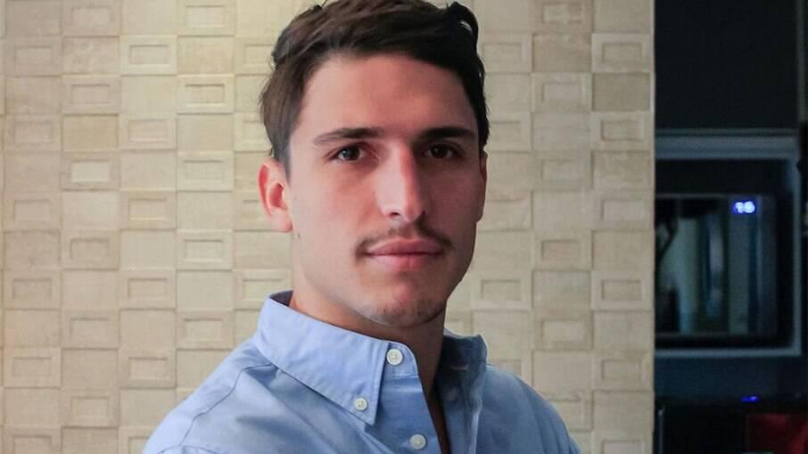 Felipe Prior ex-participante do BBB