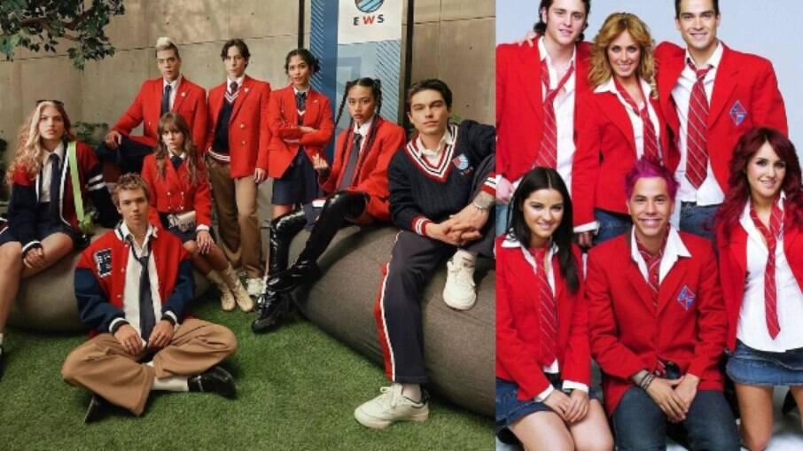 Netflix divulga teaser de novo Rebelde